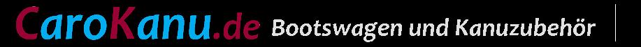 CaroKanu - Bootswagen und Kanuzubehör-Logo